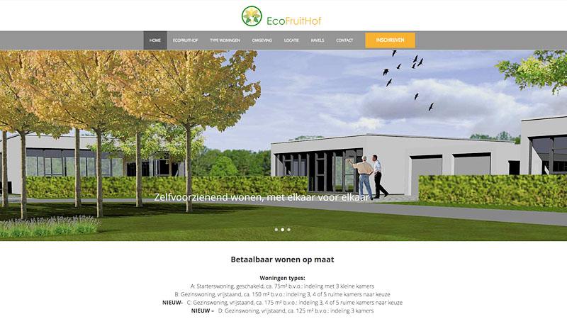 Nieuwbouwproject EcoFruitHof